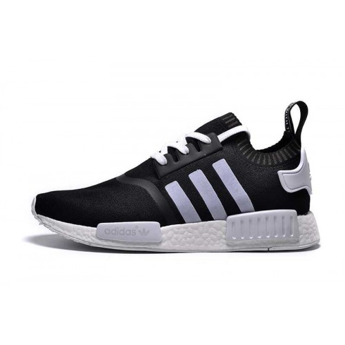 Good Quality Adidas NMD_R1 Runner PK Custom Black White
