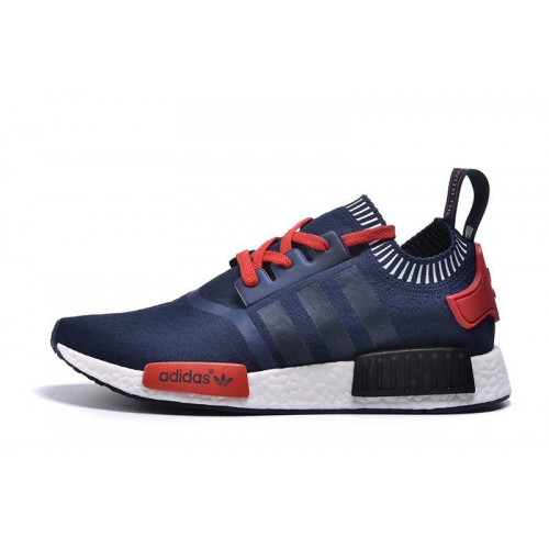 Hot Sale Adidas NMD_R1 Runner PK Custom Navy