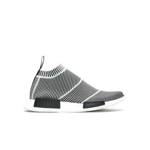 Adidas Originals NMD_cs1 City Sock 1 PrimeKnit S79150 white/black women/men shoes WITH BOOST