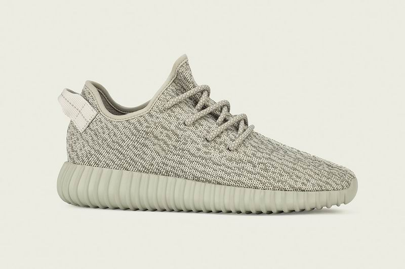 Adidas Yeezy 350 Boost Moonrock Men Agate Grey-Moonrock-Agate Grey