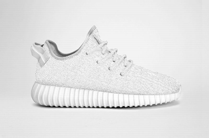 Adidas Yeezy 350 - Women's Whiteout