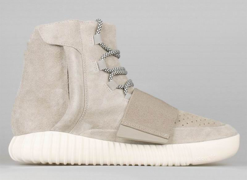 Adidas Yeezy 750 Boost Women's Brown-White-Brown