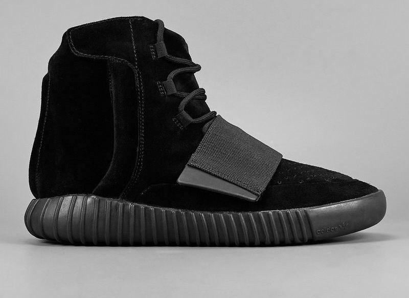 Adidas Yeezy Boost 750 - Men's Blackout