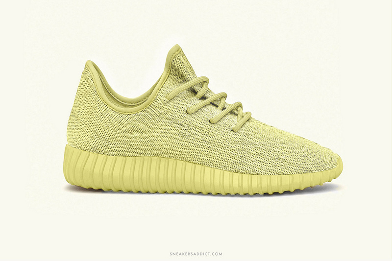 adidas Yeezy Season 3 350 Boost - Men's Fluorescent Green