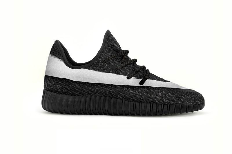 adidas Yeezy Season 3 350 Boost - Men's Pirate Black/White