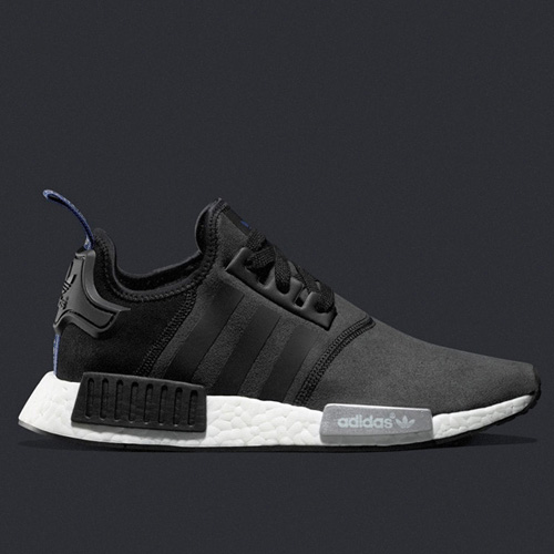 Discount adidas WMNS NMD_R1 Suede Upper men shoes S75230