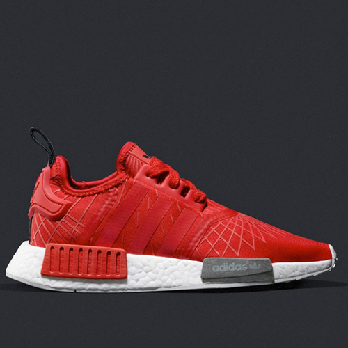 Cheap Official adidas WMNS NMD_R1 Lush Red S79385