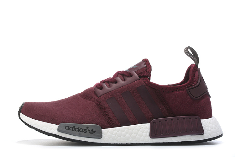 official adidas WMNS NMD_R1 Maroon runner S75231