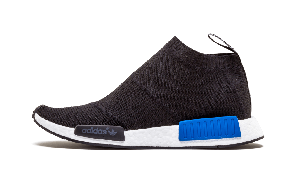 ADIDAS NMD_CS1 S79152 PK Primeknit Black Boosts Sneaker Men's City Sock